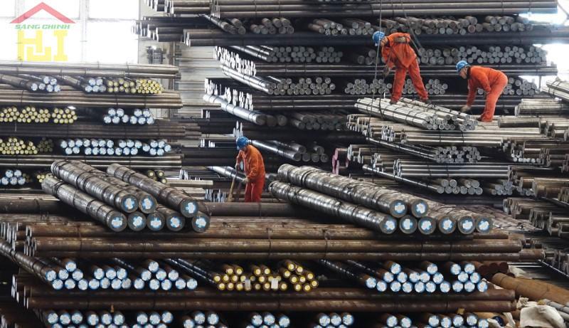 Bảng báo giá sắt thép xây dựng năm 2020