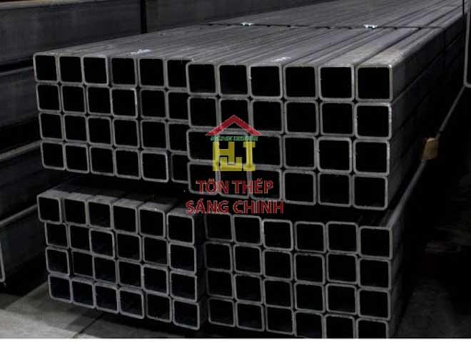 Giá sắt hộp đen