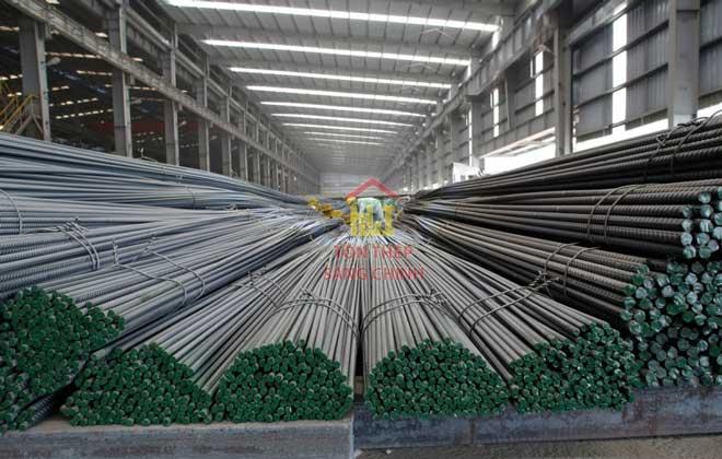 Đại lý sắt thép tại Hà Nam