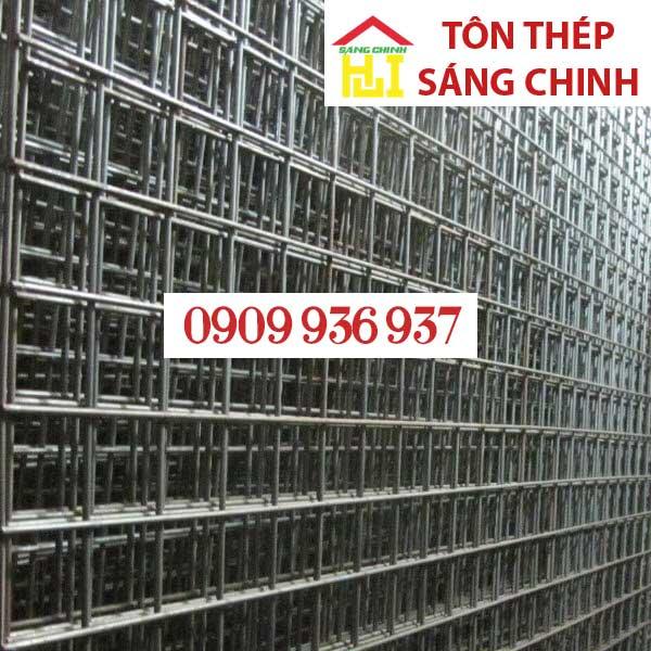 Lưới thép dạng tấm để sàn bê tông, hàng rào, chuồng trại