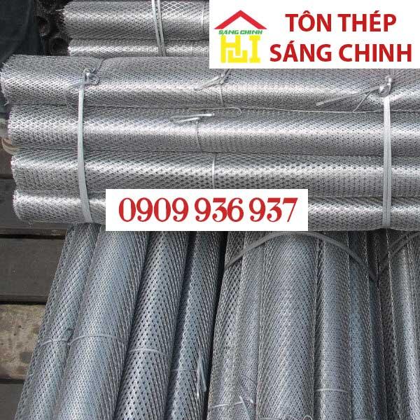 Lưới thép tô tường hay gọi là lưới trát tường chống nứt