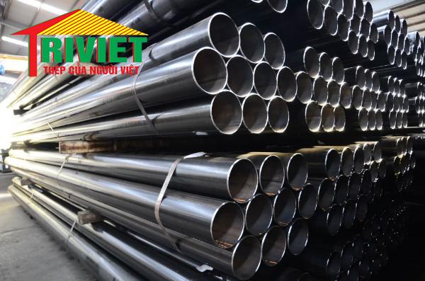 Các loại thép ống tròn