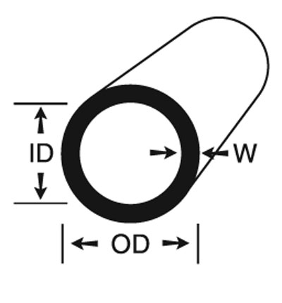sắt ống dày