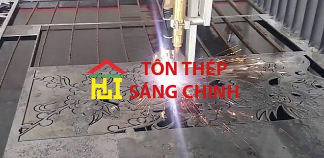 sắt tấm cắt CNC